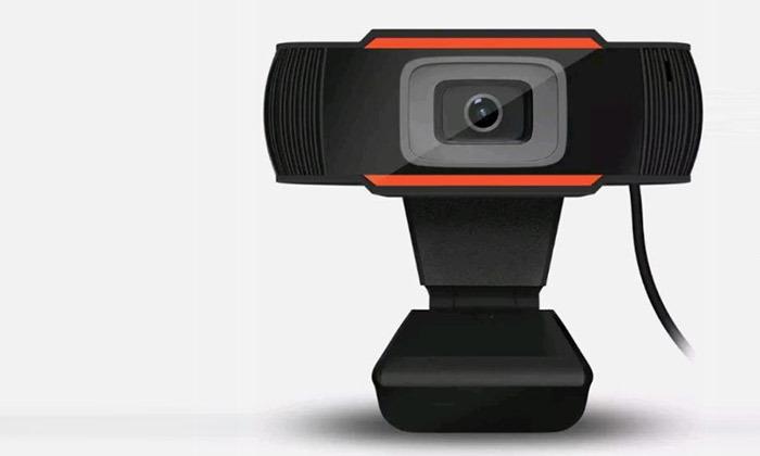 2 מצלמת רשת web cam ברזולוציית 720p