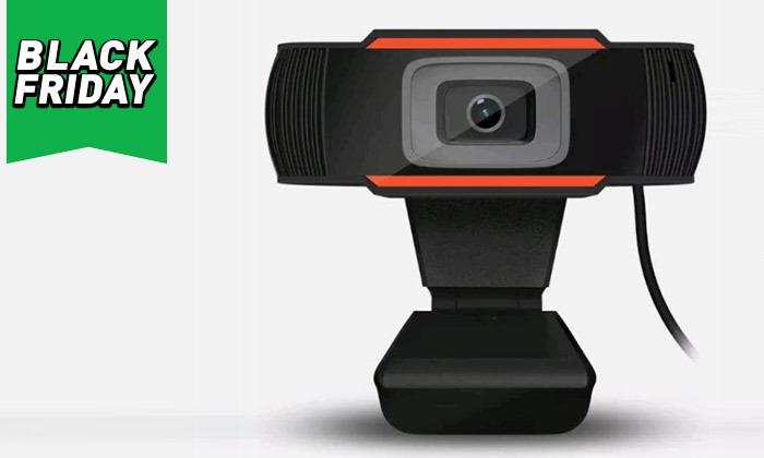 2 מצלמת רשת web cam 720p
