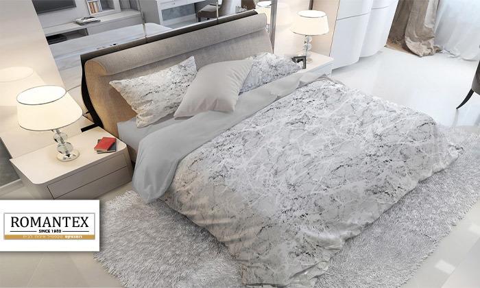2 סט מצעים אל קמט ROMANTEX למיטת יחיד או זוגית