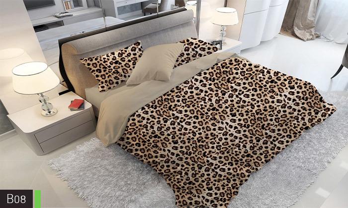 10 סט מצעים אל קמט ROMANTEX למיטת יחיד או זוגית