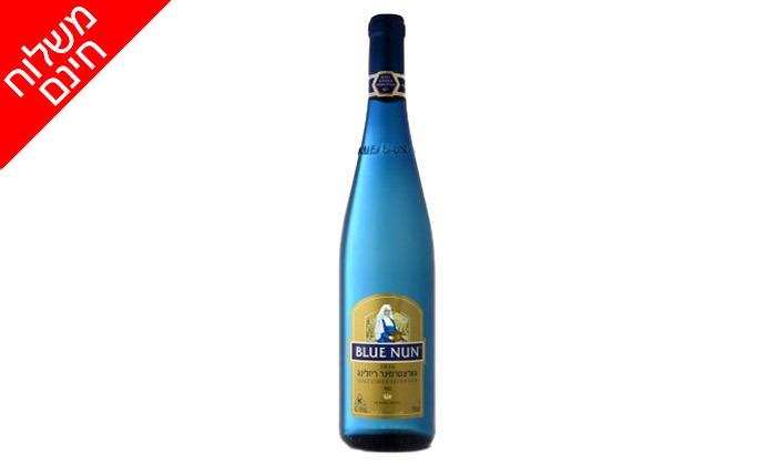 3 מארז 12 בקבוקי יין גווירצטרמינר בלו נאן כשר במשלוח חינם מרשת שר המשקאות