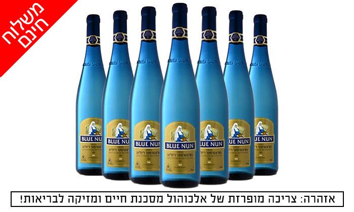 2 מארז 12 בקבוקי יין גווירצטרמינר בלו נאן כשר במשלוח חינם מרשת שר המשקאות