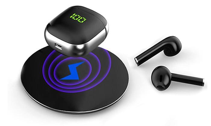 3 אוזניות אלחוטיות TWS - משלוח חינם