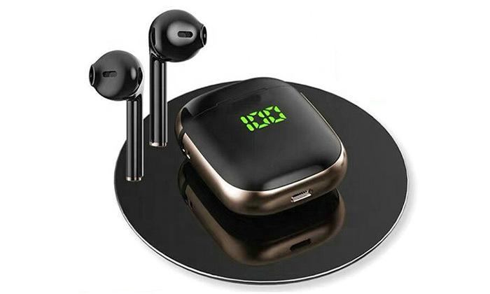2 אוזניות אלחוטיות TWS - משלוח חינם