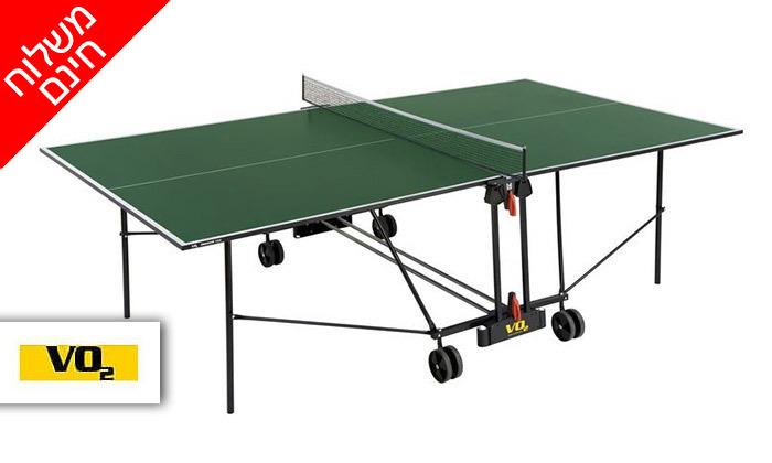 2 שולחן פינג פונג פנים VO2 דגם162in - משלוח חינם