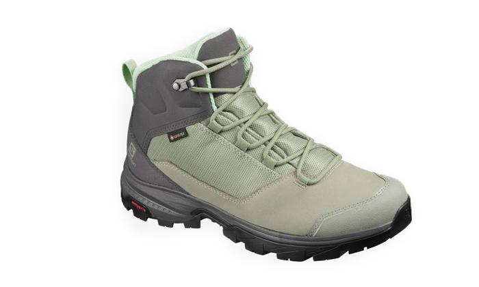 2 נעלי הרים לנשים Salomon דגם Outward GTX
