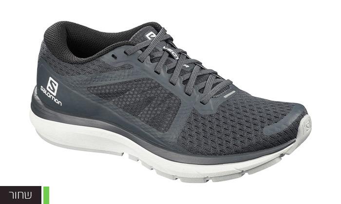 3 נעלי ספורט לגברים סלומון Salomonדגם VECTUR