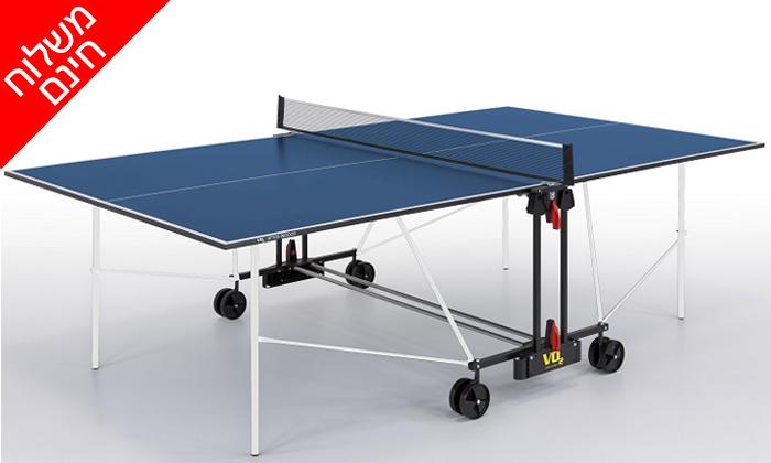 4 שולחן פינג פונג פנים VO2 דגםatt05 - משלוח חינם