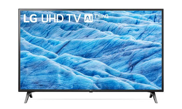 2 טלוויזיה חכמה 65 אינץ' LG