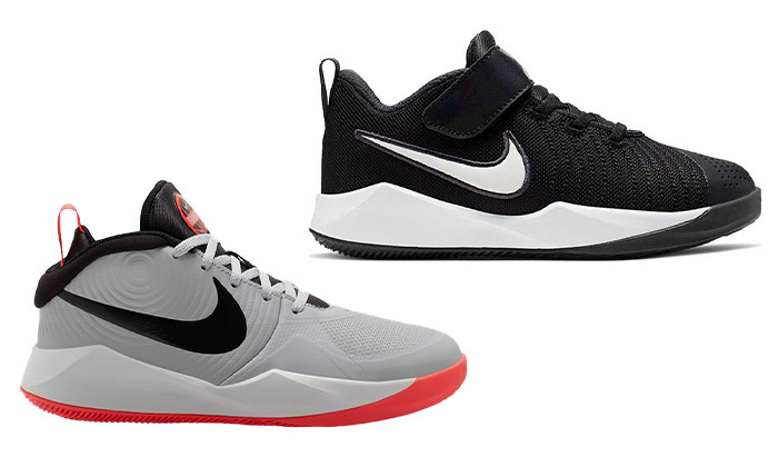 2 נעלי ספורט לילדים נייקי NIKE
