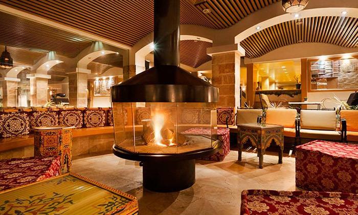 5 חופשה במלון ישרוטל פונדק רמון