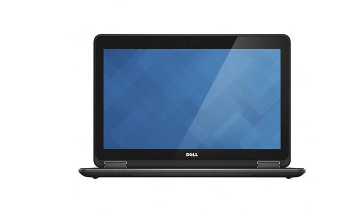 4 מחשב נייד DELL עם מסך 12.5 אינץ'
