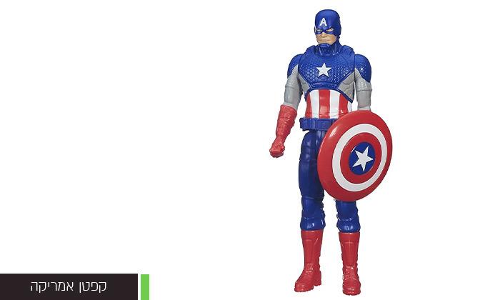 10 מארז 3 דמויות גיבורי על מארוול MARVEL לבחירה