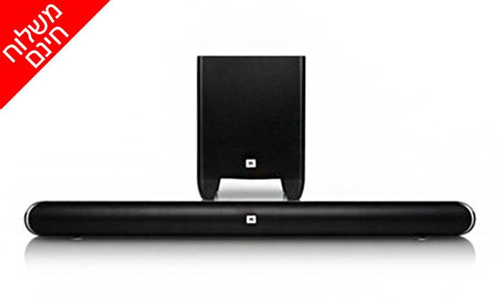 2 מקרן קול וסאבוופר JBL דגם Cinema SB250 - משלוח חינם