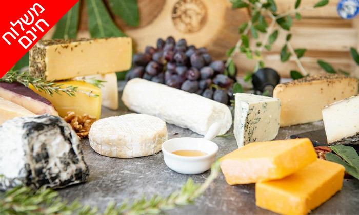 4 מארז גבינות בוטיק כשרות למהדרין - מחלבת גל, כפר טרומן
