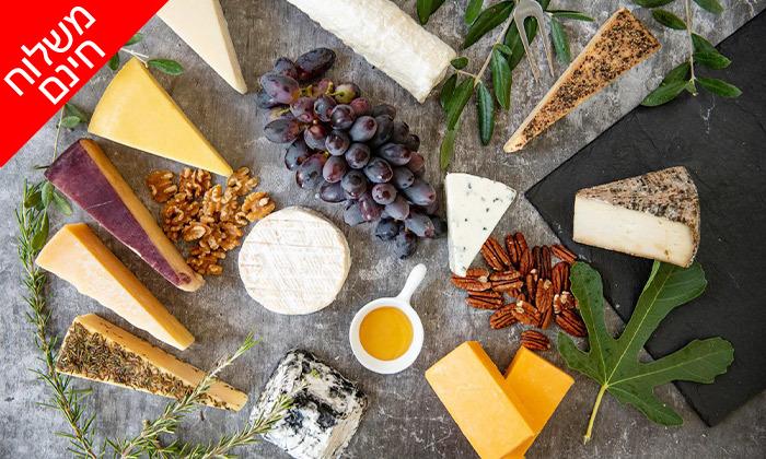 5 מארז גבינות בוטיק כשרות למהדרין - מחלבת גל, כפר טרומן
