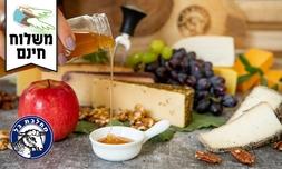 מארזי גבינות כשרות ממחלבת גל