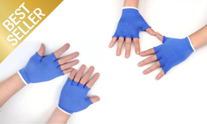 3 מוט מתח למשקוף TEO SPORT כולל זוג כפפות