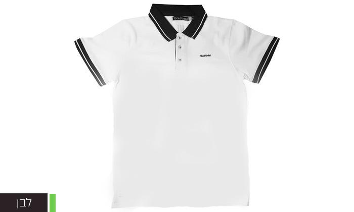 6 מארז 5 חולצות פולו או טי שירט לגברים Ecko Unltd