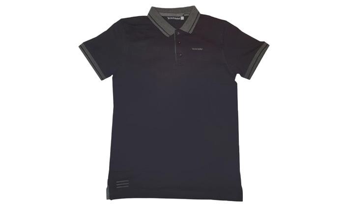 11 מארז 5 חולצות פולו או טי שירט לגברים Ecko Unltd
