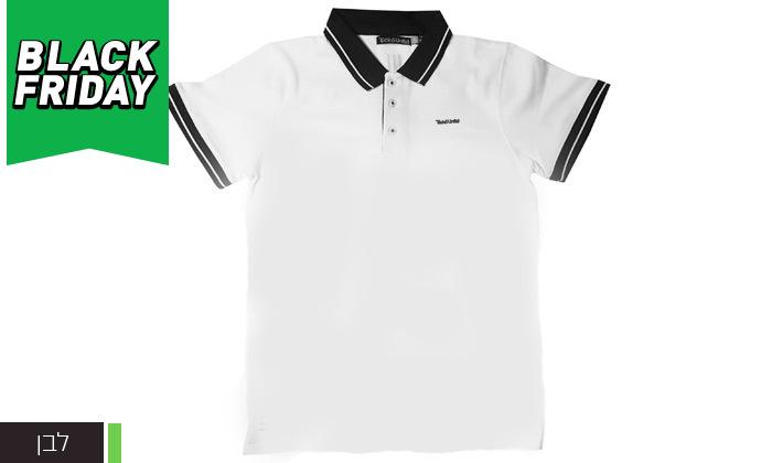 5 מארז 3 חולצות פולו לגברים Ecko Unltd