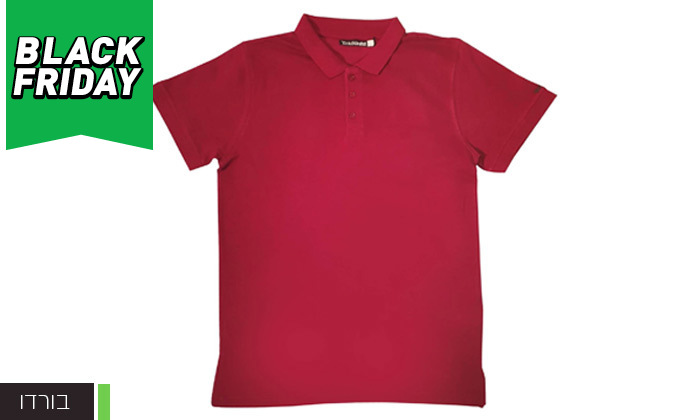 6 מארז 3 חולצות פולו לגברים Ecko Unltd