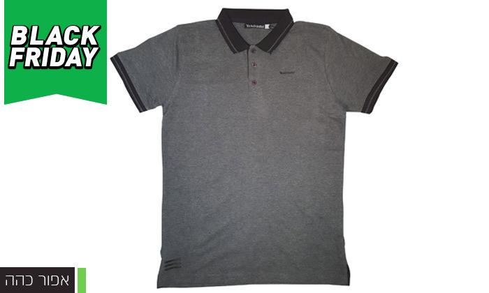 7 מארז 3 חולצות פולו לגברים Ecko Unltd