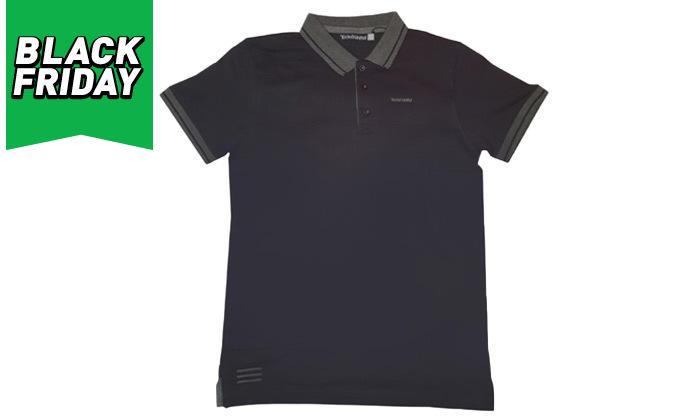 10 מארז 3 חולצות פולו לגברים Ecko Unltd