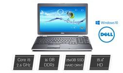 """מחשב ניידDell עם מסך """"15.6"""