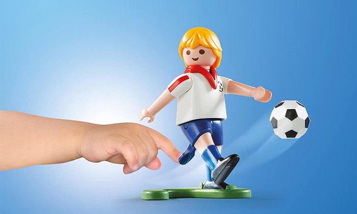 5 משחק פליימוביל כדורגל