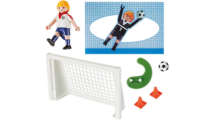 4 משחק פליימוביל כדורגל