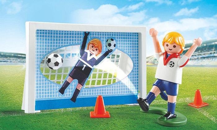 3 משחק פליימוביל כדורגל