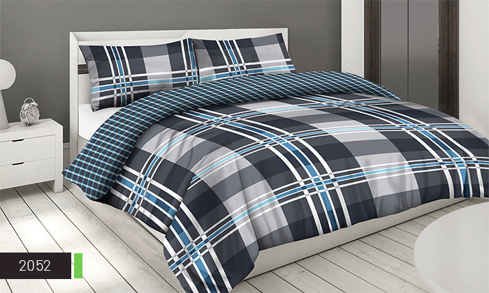 6 סט ציפה וציפית 100% כותנה ROMANTEX למיטת יחיד או זוגית