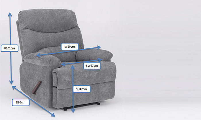 5 כורסתטלוויזיה Swiss Comfort