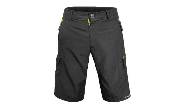 5 מכנסי רכיבה עם פד מובנה Baggies Policoro - משלוח חינם