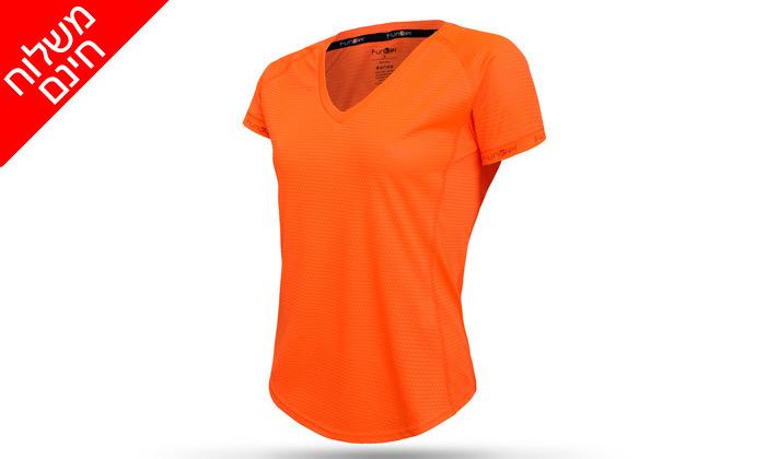 3 זוג חולצות ריצהלנשים - משלוח חינם