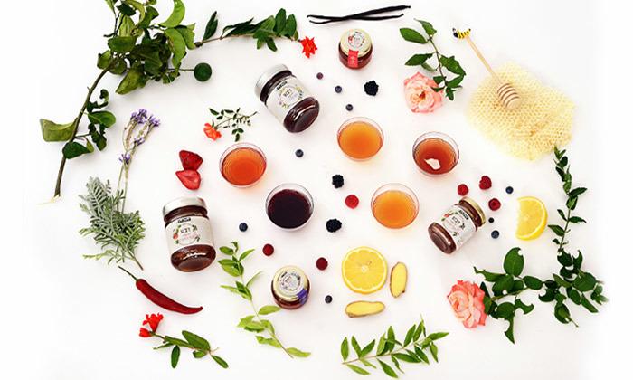 8 מארזי יין, דבש וממרחים ממשק לין - איסוף עצמי או משלוח בתשלום לכל הארץ