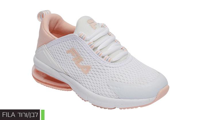 3 נעלי ספורט Skechers לבנים או FILA לבנות