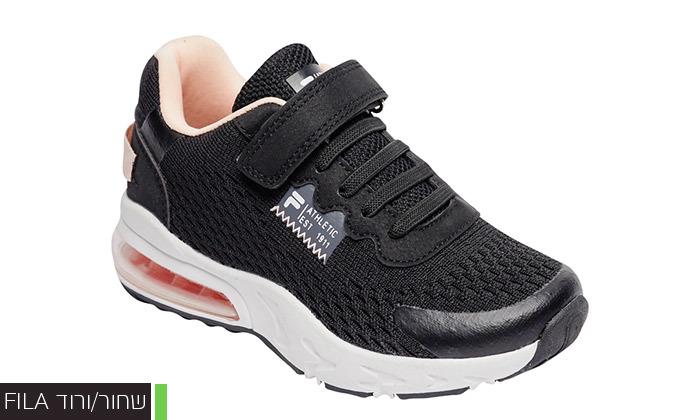 4 נעלי ספורט Skechers לבנים או FILA לבנות