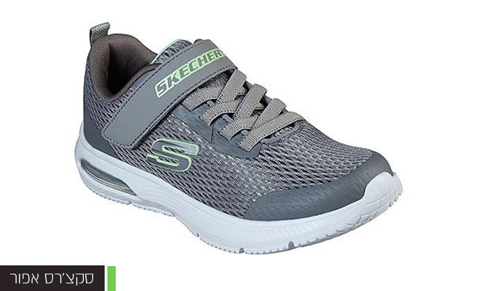 6 נעלי ספורט Skechers לבנים או FILA לבנות