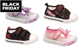 נעלי ילדים וילדות Little Foot