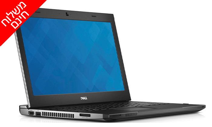 4 מחשב נייד Dell עם מסך 13.3 אינץ' - משלוח חינם