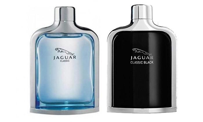 2 זוג בשמים לגבר Jaguar לבחירה