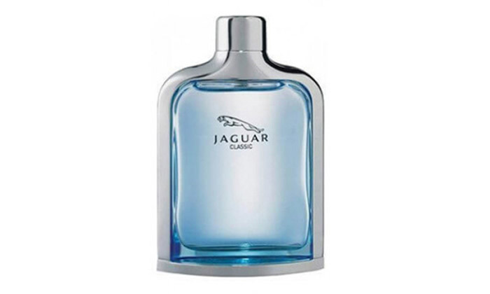 5 זוג בשמים לגבר Jaguar לבחירה