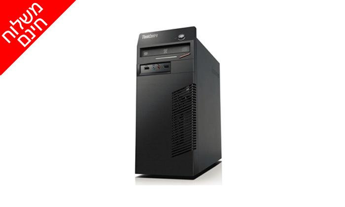 7 מחשב נייח LENOVO בדגם לבחירה כולל מסך ואביזרים - משלוח חינם
