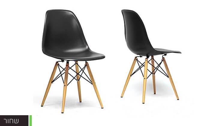 4 כיסא מעוצב לפינת האוכל