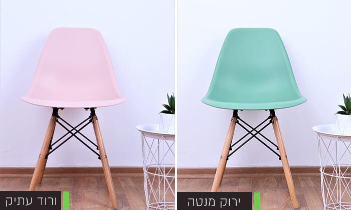 12 כיסא מעוצב לפינת האוכל