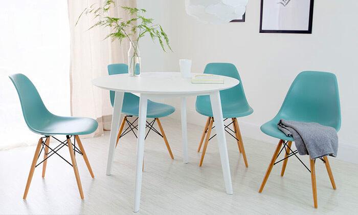 15 כיסא מעוצב לפינת האוכל