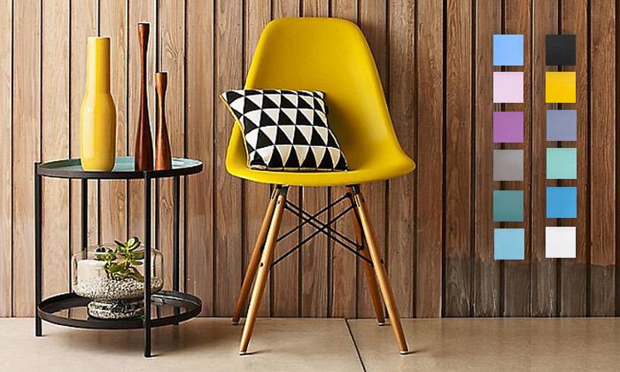 2 כיסא מעוצב לפינת האוכל