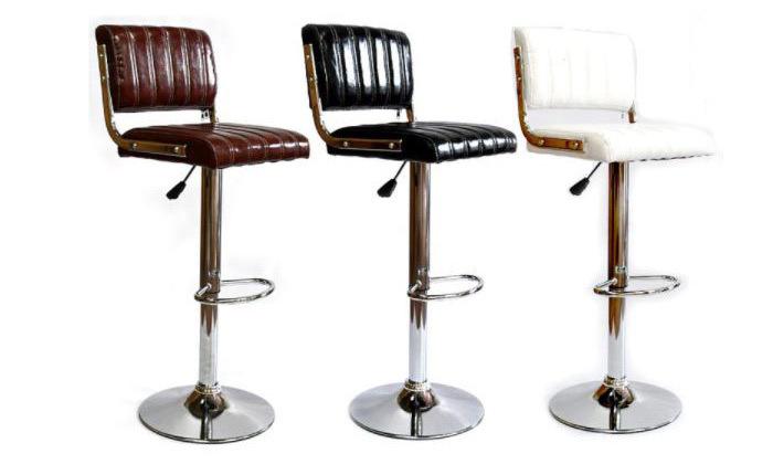 2 זוג כיסאות בר ROSSO ITALY